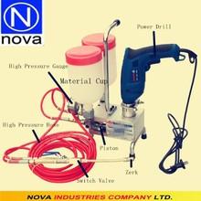 NOVA Polyurethane Foam Injection Machine Grouting Pump