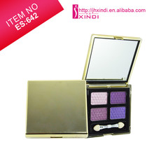 hot sale 4 colors eyeshadow with mirror