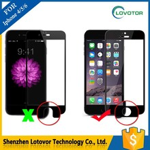 Premium Durable Privacy 0.33mm 2.5d Tempered Glass Screen Protector For Iphone Samsung HTC