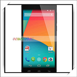 Best China Smart Mobile Phone 5.0 Inch Android 4.4.3 SmartPhone Dual SIM / Camera Smartphone Black