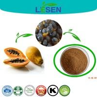 Pure Natural Papaya Seed Extract Powder 5:1 10:1 20:1