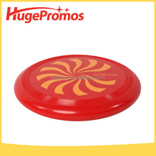 Printed Logo Frisbee Disc Personalized Plastic Spin Flying Disc