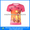 High Quality Round Collar T-shirt For Wholesale
