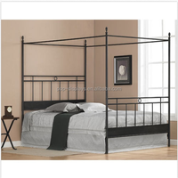 simple and fashnable metal bed frame for sale