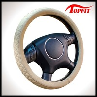 Best selling car accessories Imitation sheepskin steering wheel cover