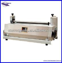 JS720A paper edge glue machine glue applicator machine