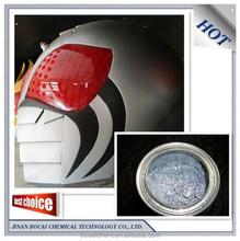 Metallic aluminum paste silver pigment for auto paint