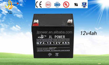 Factory supply directly deep cycle solar battery 12v 4ah inverter battery good quality best price 12v4ah solar battery