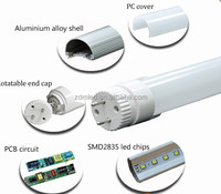 Indoor illumination tube light price t8 led tube with CE RoHS certified