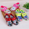 shivering flower printed gym shoes for kids 2015 korea new style sneakers for children fancy baby girls sport shoes