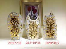 Art Dubai Gold Vase