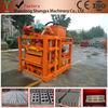 QTJ4-26 cement brick making machine/QTJ4-26 cement paver brick making machine have office in Africa