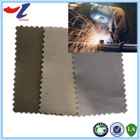 100% Cotton Summer Thin Fireproof Material Fabric