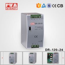 Meanwell DR-120-24 120W Single Output Industrial din rail cutting Power Supply