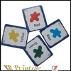 wholesale children learning english graphic card printing