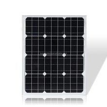 High efficiency 50W mono solar panel