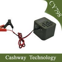 bird caller speaker 50W , bird caller mp3 speaker, bird hunting caller speaker with memory timer