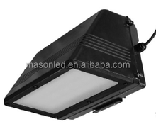 Waterproof 5 years warranty DLC led wall pack led tunnel light