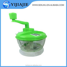 2015 best selling manual mini food chopper
