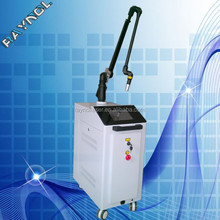 Laser Tattoo Removal Machine/Q-Switch Nd: YAG Laser Machine with Water Cooling and Air Cooling System