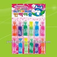 Stationery spray glue for glitter set