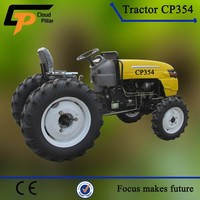 4 wheel drive mini 35hp tractor with best price