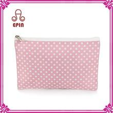 2015 Fashion mini zipper cosmetic bag in pvc material