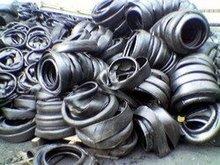 inner tyres tube scrap