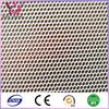 100% polyester tricot hexagon mesh fabric for washing bag