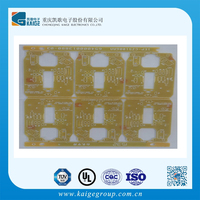 OSP single-sided mouse FR-1 pcb /mouse name board designs