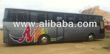 USED COACH BUS VOLVO 380