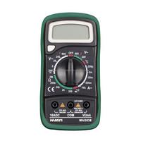 The new automatic range digital multimeter MS838