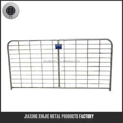 OEM Galvanized Square Metal Cattle Fence/Metal Fence/Metal Fence Panels