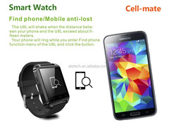 The newest Android watch mobile phone accessories/Android smart watch GPS Bluetooth Wifi Touchscreen Smart Watch