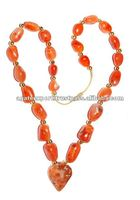 Akik Necklace For Saudi Market