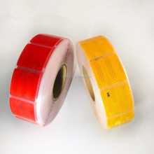 Wholesales High density acrylic glue 3M clear reflective tape for trucks