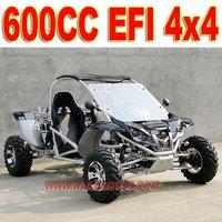 38HP 4x4 600cc Kart Cross