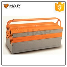 5 Drawers Metal Hand Tool Box With Cantilever
