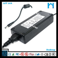 12vdc power supply power adapter for modem led driver and power supplies 10A 120W