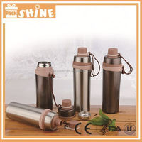 Sports Bottle BPA Free ss Vacuum Thermos Flask