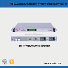 RF input level DFB laser fiber optical transmitter