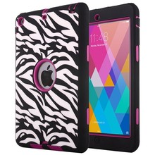 3 in 1 cases for ipad mini, for ipad mini silicone case,plastic case for ipad mini
