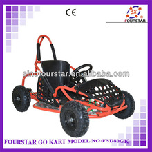 80cc Automatic High Speed Hot Sell Wholesale 4 Wheels Outdoor Racing Off Road Childs Go Karts