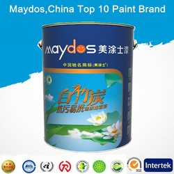waterproof stain resistance exterior architectural latex coating