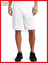 stylish design sport short pant made of polyester for men