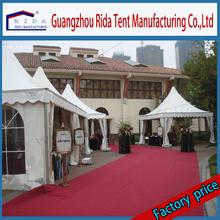 Excellent tent 4mx4m pagoda tent aluminum sidewalls