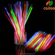 "New Fashion 100 Pcs 100 8"" Mix Glow Stick Creative Design Safe Glow Stick Light Necklace Event Festive Factory Direct Sale Glow"