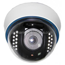 vandalproof IR Dome CCTV Camera with CS Lens 4mm/6mm/8mm and IR-Cut camera cctv board camera pcb