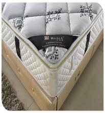 3D massage princess size for natural memory foam mattress