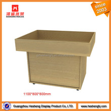 shopping mall display stand furniture for shoe store